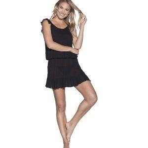 Maaji Jet Black Short Dress